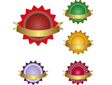 medals Stock Vector - 17054946