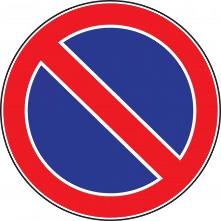 road sign Ilustração