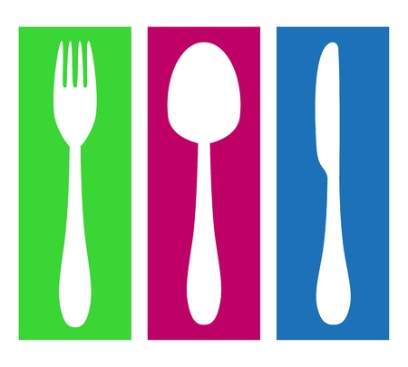 Cutlery set Stock Vector - 17265972