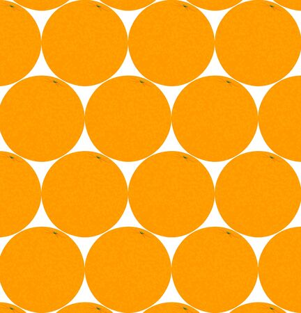 Oranges, texture Stock Vector - 17719203
