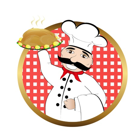 Chef Stock Vector - 18159989