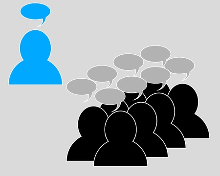 discuss: Leader and staff to discuss the business plan