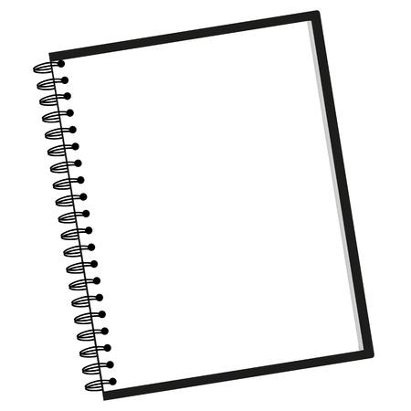 notebook Stock Vector - 18748533