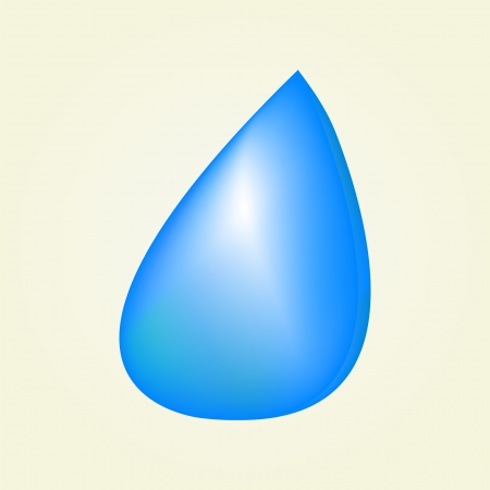 organic fluid: Blue gem