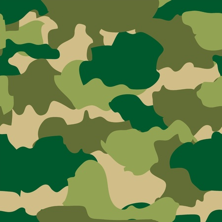 camouflage background Stock Vector - 19304942