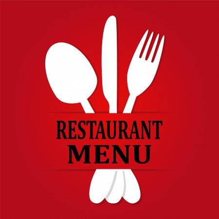 Cover restaurant menu Stock Vector - 21124070