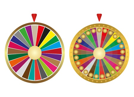 wheel of fortune: two wheels fortune