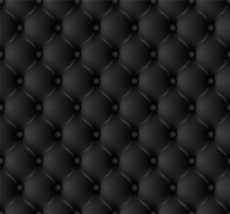 texture of the leather upholstery Vector