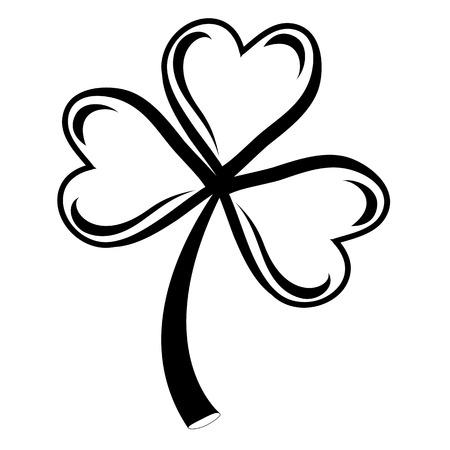 the contour: contour clover