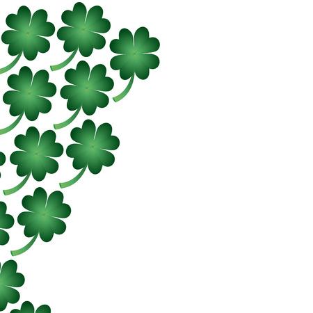 st patrick s day: trifoglio simbolo del giorno di San Patrizio s