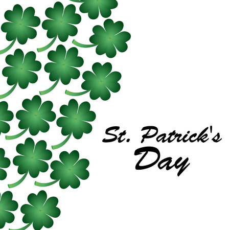 st  patrick's day: clover symbol of St  Patrick s Day