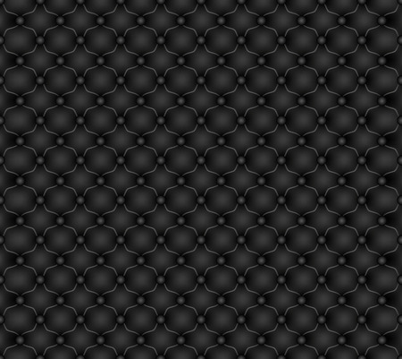 texture of the leather upholstery Illustration