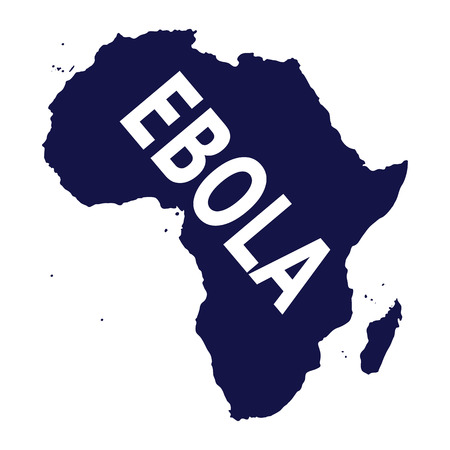 incurable: Ebola virus in Africa Illustration