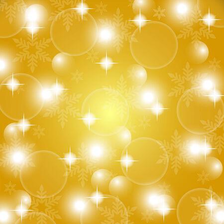 shiny gold: Christmas gold shiny abstract background