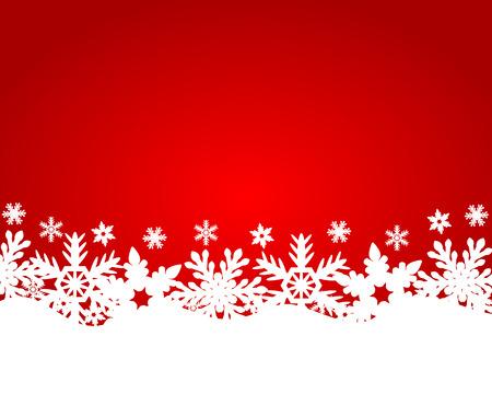Kerst rode achtergrond