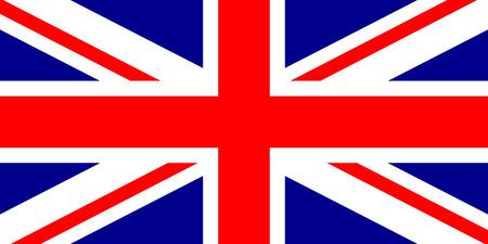 Drapeau de la Grande-Bretagne Banque d'images - 42149504