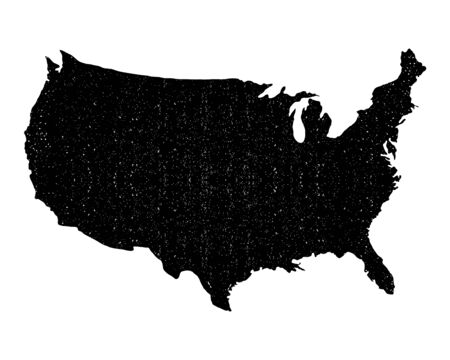 governor: US map vintage