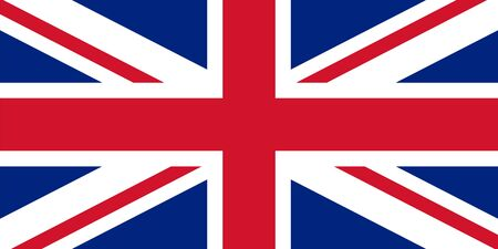 scottish flag: Flag Of The Great Britain
