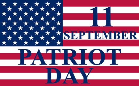 Patriot Day in the United States Illustration
