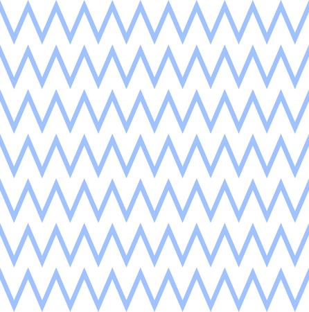 Seamless monochrome geometric triangular pattern. vector illustr Illustration