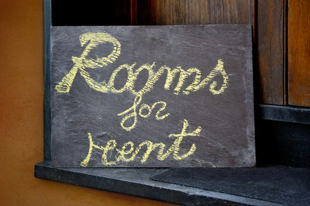 Sign Rooms for rent