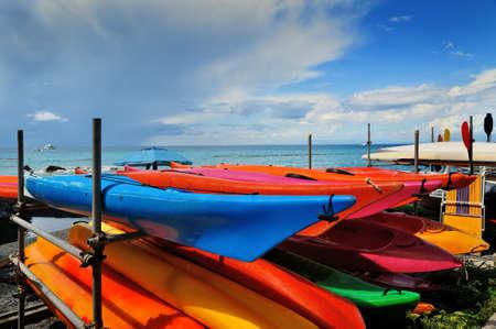 ocean kayak: kayak