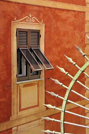 italian architecture: Italian architecture Stock Photo