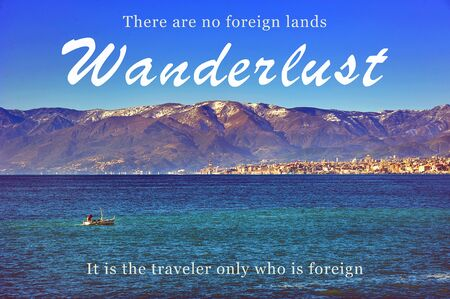 wanderlust: travel inspiration quotes wanderlust