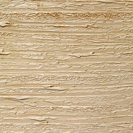 shrunken: relief beige decorative plaster with natural texture