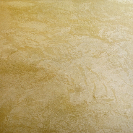 Golden Effect Decorative Plaster Surface For Interior Decor Stock ...