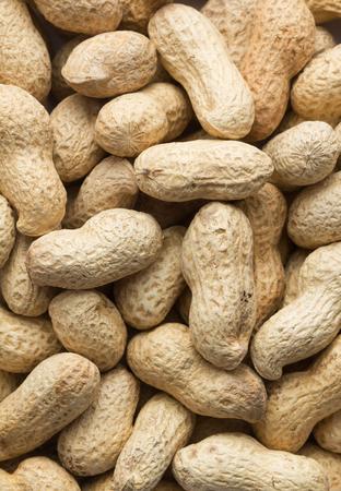 fissures: peanuts texture
