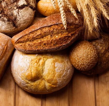 wheat grain: bread