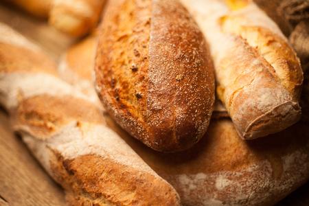 bolsa de pan: pan