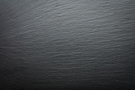 textured: blank gray slate textured background Stock Photo