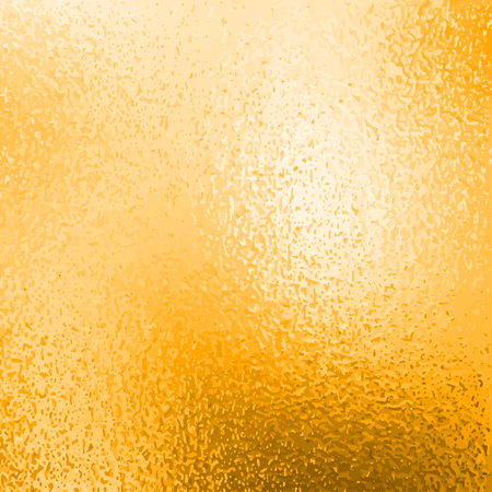 Gold seamless background - stock Vector illustration.