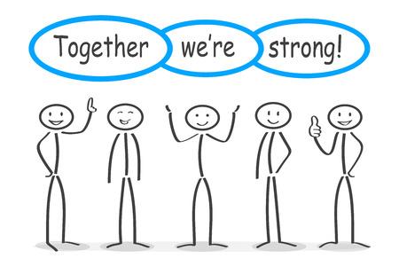 Together we force