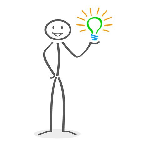 Idea, solution, success