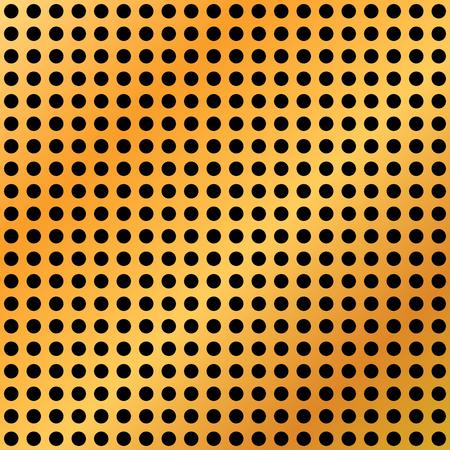 Gold texture hole – vector Фото со стока - 100848839