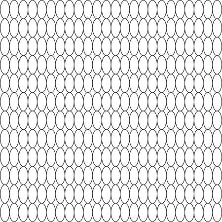 Oval texture – stock vector Иллюстрация