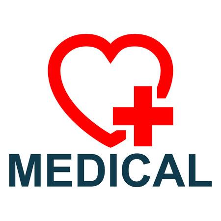 Medical logo – stock vector