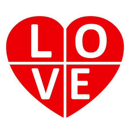 I love you - for stoke Illustration