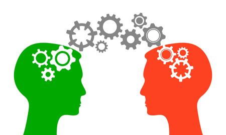 Understanding, exchange information, communications