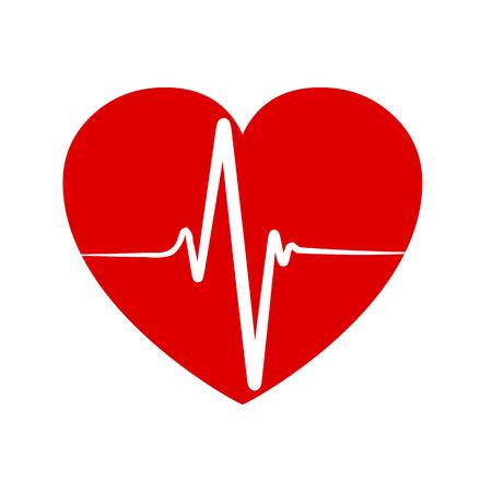 Pulse in heart
