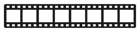 Cinema tape - vector 일러스트