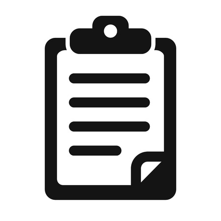 Document icon - for stock