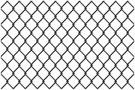 Fence - stock vector