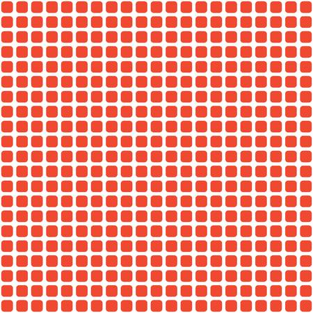 Red geometric background – stock vector Иллюстрация
