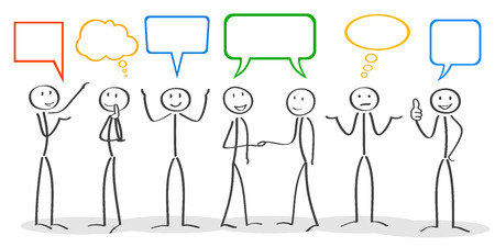 Zakelijke bijeenkomst, corporate, communicatie