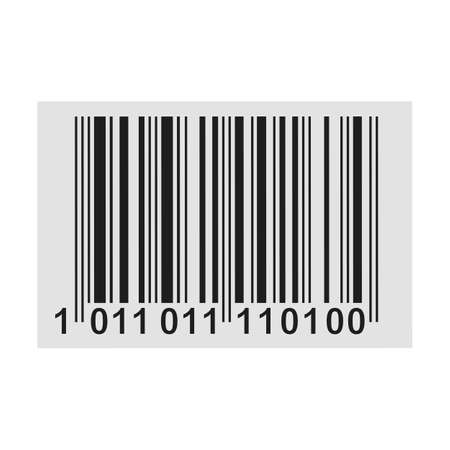 Barcode product distribution icon - stock vector