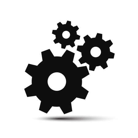 Realization concept, clockwork, teamwork - for stock